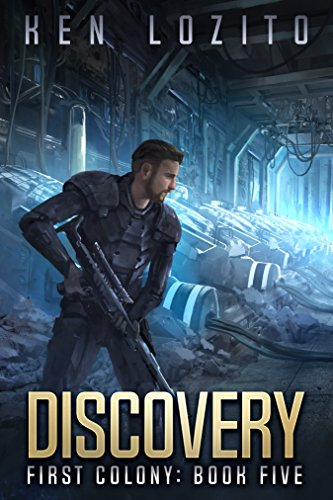 (Discovery (First Colony Book 5) )