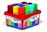 Giotto Turbo Color 5217 00 Fibre-Tip Pens Large by Lyra