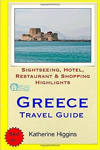 Hotel Corfu Travel Guide Sightseeing Restaurant /& Shopping Highlights