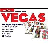 Las Vegas Pop-Up Map by Vandam