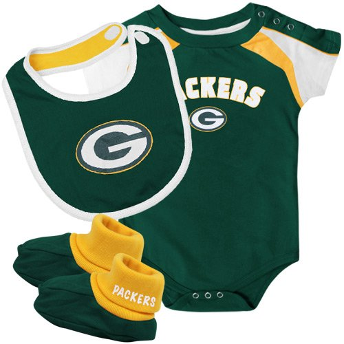 Image Unavailable. Image not available for. Color  NFL Green Bay Packers  Infant ... 3a5273082