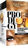 L'Oréal Paris Prodigy Coloration Permanente à l'Huile Sans Ammoniaque 8,0 Blond Clair