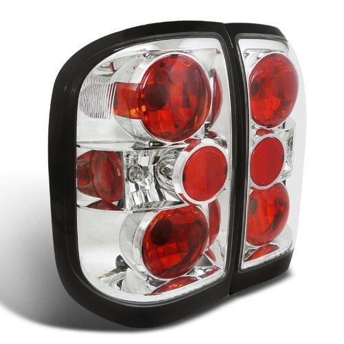 Spec-D Tuning LT-PATH96-TM Nissan Pathfinder/ Infiniti Qx4 Chrome Altezza Tail Lights