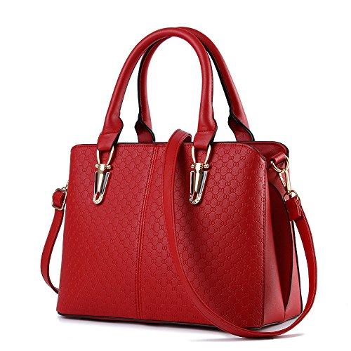 ZM-2018 Nuevo Bolso Señora Bolsos Pure Color Black Shoulder Bags Diagonal Package Ms Big Bag 5