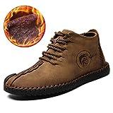 2018 Men Casual Shoes Adult Breathable Lace-up Zapatos Hombre Plus Size 38-46,6016kaqi,13.5