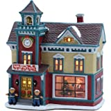 8.25 Toys For Tots House Christmas Village , Holiday Time (1)