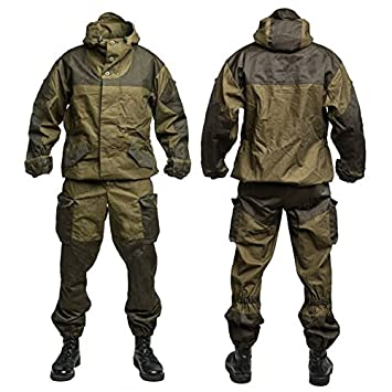 Ejército Ruso Military Traje Berg Special Forces Gorka 3 ...