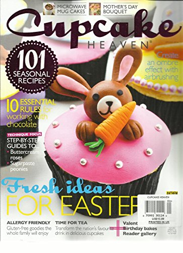 ING, 2016 (101 SEASONAL RECIPES * FRESH IDEAS FOR EASTER ()