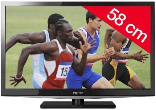 Toshiba televisor LED 23EL934G HD TV 1080p, 23 Pulgadas (58 cm) 16 ...