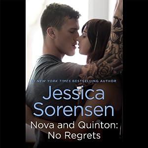 Nova and Quinton: No Regrets Audiobook