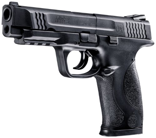 Umarex Smith & Wesson M&P 45 2255060 BB/Pellet 370fps Air Pistol, 0.177 Caliber, Black