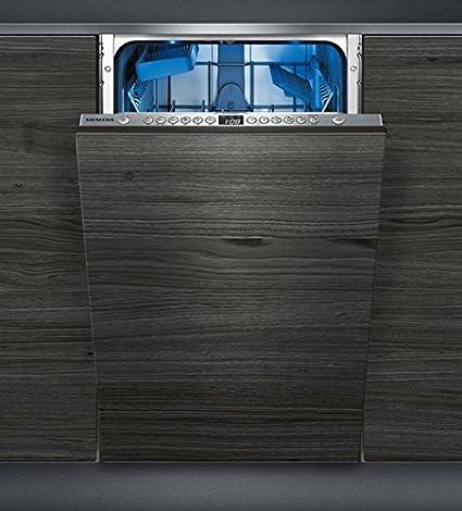 Siemens iQ500 SR656D00PE lavavajilla Totalmente integrado 9 ...