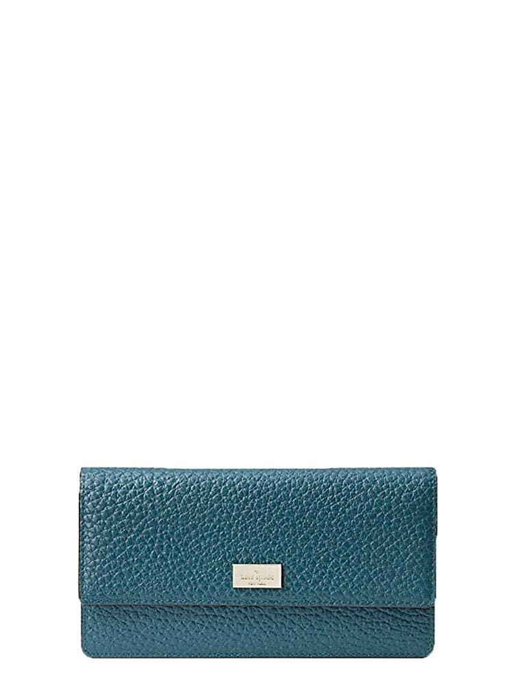 Kate Spade New York Liana Prospect Place Leather Wallet - Emerforest