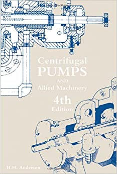 Book Centrifugal Pumps and Allied Machinery