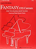 img - for WP365 - Fantasy on Themes from Bizet's Carmen - Two Pianos, 8 Hands book / textbook / text book