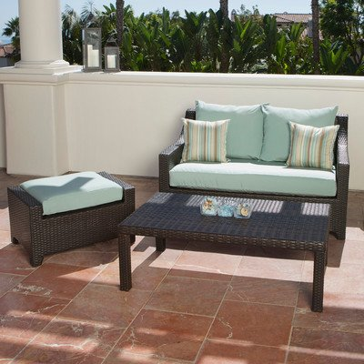 UPC 185377848032, Bliss 3 Piece Deep Seating Group with Cushions
