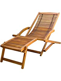 festnight folding outdoor patio chaise lounge - Lounge Chair Outdoor