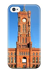 Iphone Case - Tpu Case Protective For Iphone 4/4s- Berlin City