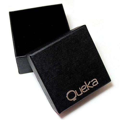 Pendentif collection d'argent Queka 925m Loi Queka [AA0848]