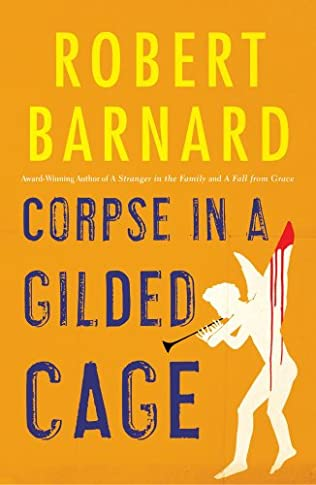 book cover of A Corpse in a Gilded Cage