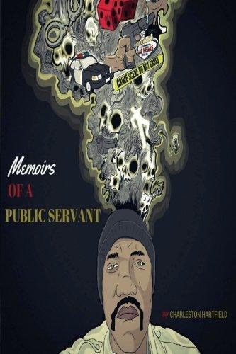 Memoirs Of A Public Servant cover
