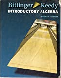 Introduction to Algebra, Bittinger, Marvin L., 0201878755