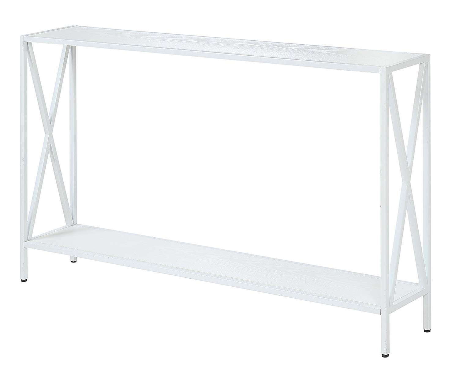 Convenience Concepts 161899WFW Tucson, Console Table, White