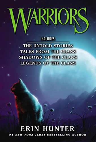 Warriors Novella Box Set: The Untold Stories, Tales from the Clans, Shadows of the Clans, Legends of the (Novel Boxes)