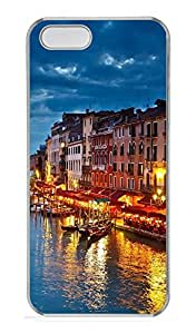 iPhone 5s Cases & Covers - Water City Of Venice Italy Custom PC Soft Case Cover Protector for iPhone 5s - Transparent