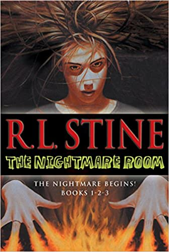 The Nightmare Room : The Nightmare Begins!: Books 1-2-3: R.L. Stine ...
