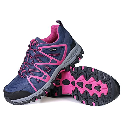 Pictures of The First Outdoor Women Waterproof Breathable Climbing 854601R16W41 5