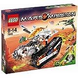 LEGO Mars Mission 7645: MT-61 Crystal Reaper