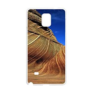 YAYADE Phone Case Of The green scenery Cool Painting Fashion Style For Samsung Galaxy Note 4