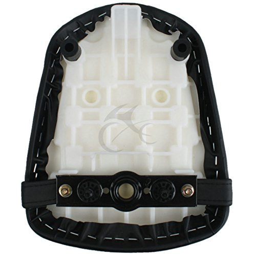 XMT-MOTO Synthetic Leather Rear Pillion Passenger Seat for SUZUKI GSXR600//750 2006-2007