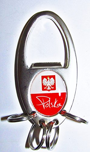 (Poland Polish Polska Eagle Bottle Opener)