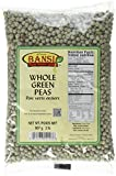 Bansi, Whole Green Peas, 907 Grams(gm)
