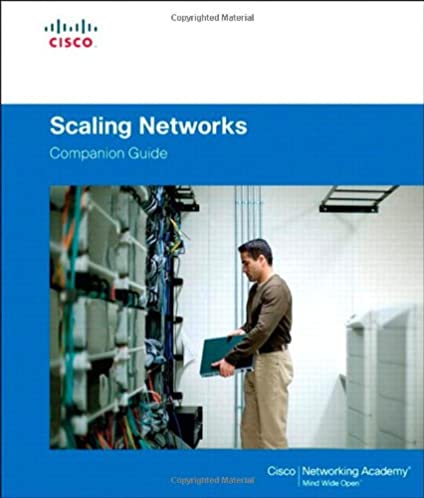 scaling networks companion guide cisco networking academy rh amazon com Science Lab Spills Ultarsound Lab Instructor
