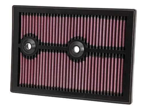 K&N 33-3004 High Performance Replacement Air Filter by K&N