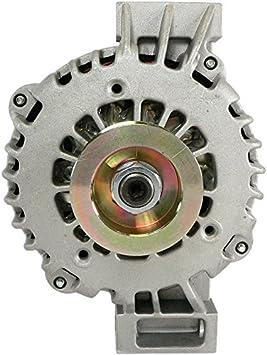 DB Electrical ADR0307 Alternator for 4 2L Buick Chevy GMC Isuzu Oldsmobile  Saab, Trailblazer Envoy 02 03 04 05, Rainier 04 05, Bravada 02 03 04,