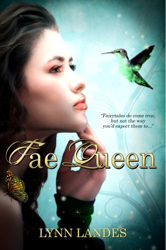 Book cover image for Fae Queen
