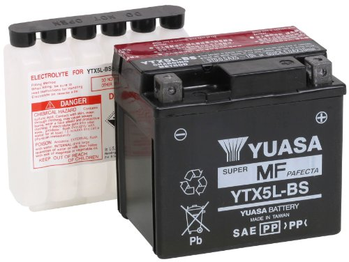 Champlain Series (Yuasa YUAM32X5B YTX5L-BS Battery)