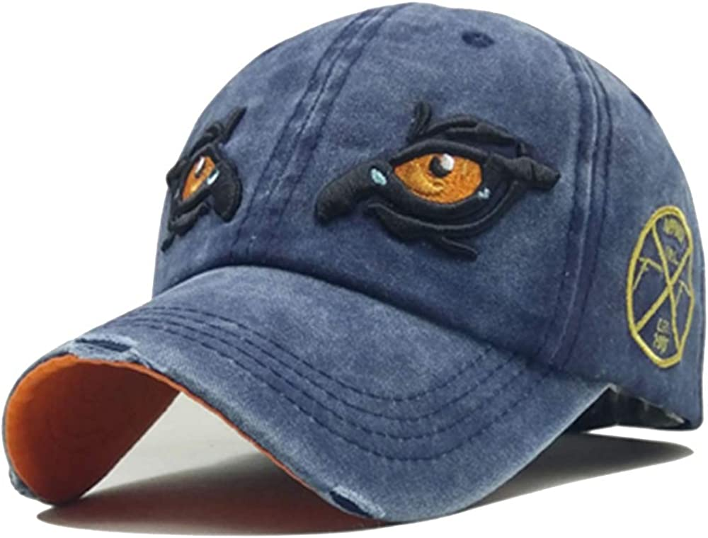YOYOBABY Hat Women Cap Embroidery Eye Casquette Gorras Snapback Hats