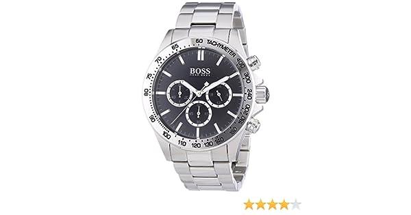 9b0b1058a8d18 Amazon.com  Hugo Boss Watch 1512965 One Size  Hugo Boss  Watches