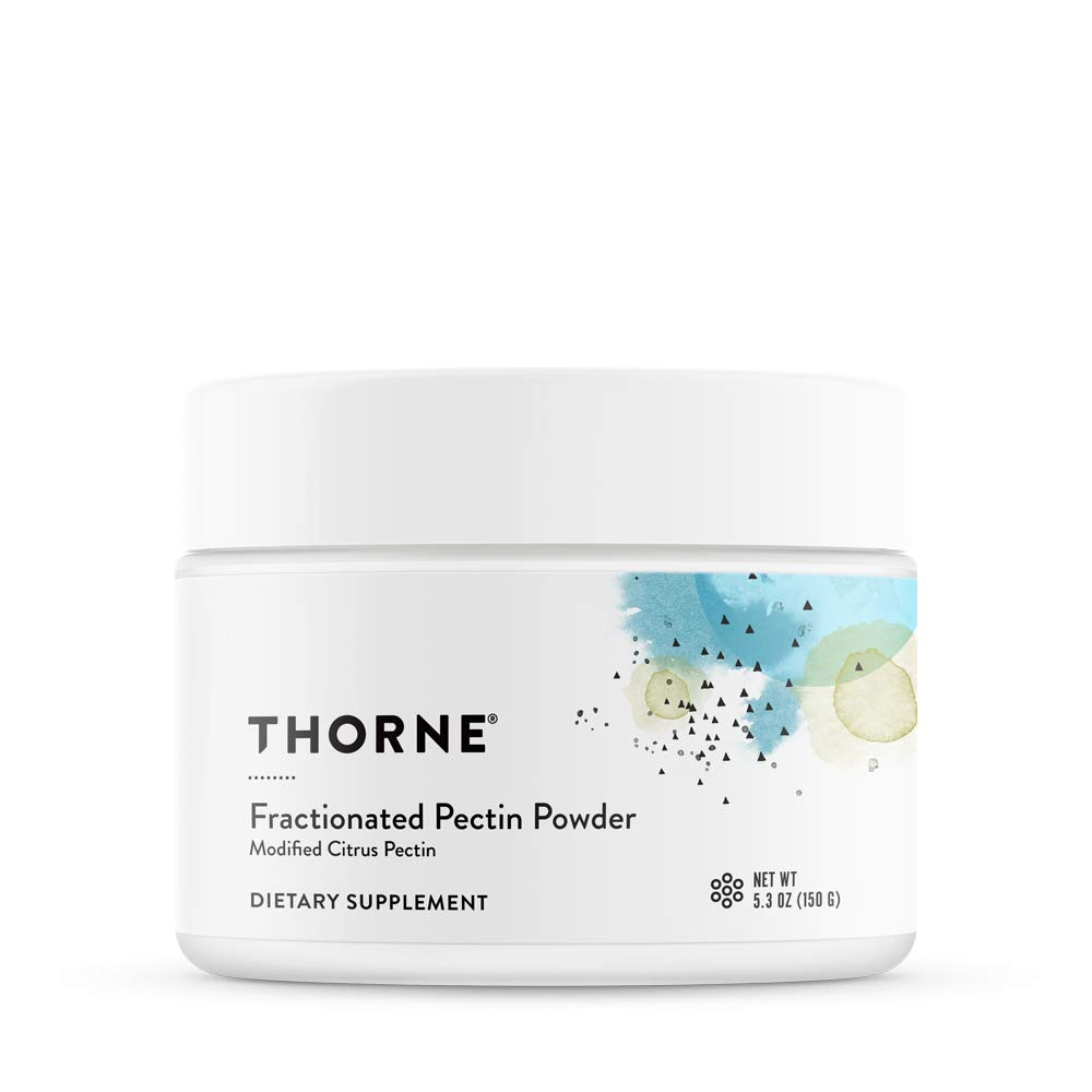 Thorne Research - Fractionated Pectin Powder - Water-Soluble Modified Citrus Pectin - 5.3 oz