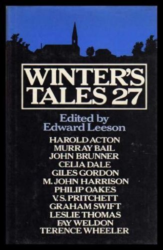 Winter's Tales 27 cover