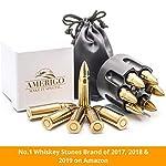 XL Or Ensemble de Cadeaux Pierre a Whisky Exclusives en Acier Inoxydable - Haute Technologie de Refroidissement – Cadeau… 9