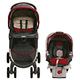 Graco FastAction Fold Click Connect Travel System Click Connect 30 - Finley (Discontinued by Manufacturer)