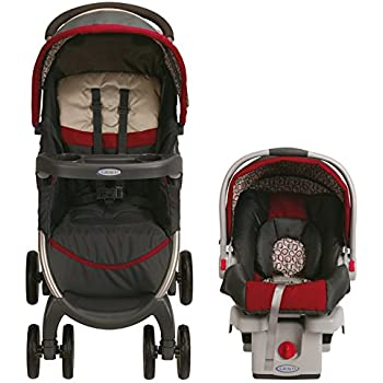 Amazon Com Graco Fastaction Fold Click Connect Travel