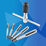 Tap Wrench TOPINCN Set ScrewT-shaped Wrench