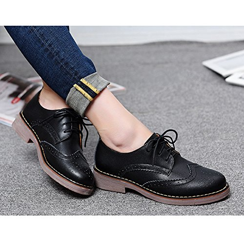 Zapatos negros Arus para hombre BcabwCx2E